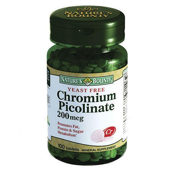 Как похудеть с помощью препарата пиколинат хрома: реальные отзывы
