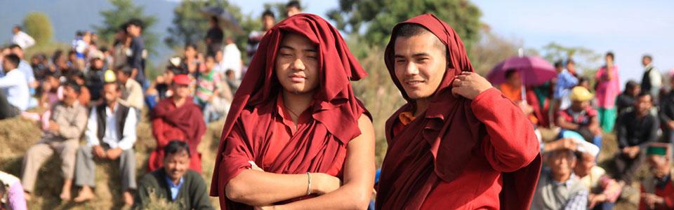 Тибетская диета монахов