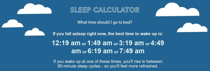 Во сколько нужно ложиться спать, чтобы хорошо выспаться?