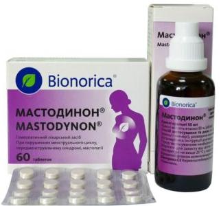 Таблетки и капли мастодинон: инструкция, цена и отзывы