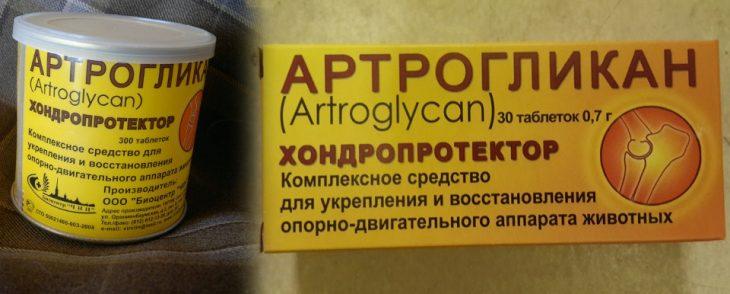 Артрогликан для собак: описание, показания, способ применения