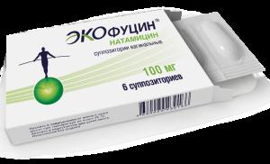 Экофуцин – инструкция по применению свечей при молочнице