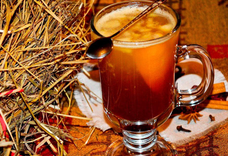 Теплое пиво от кашля рецепт приготовления: как влияет на горячее пиво на организм