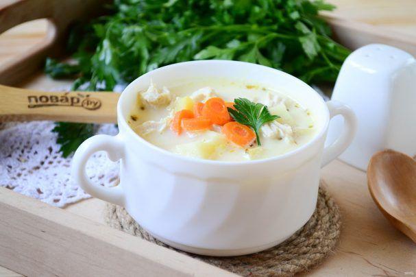 Готовим диетический суп для похудения с грибами