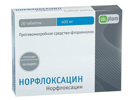 Норфлоксацин: отзывы, аналоги, инструкция