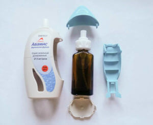 Назонекс спрей назальный: инструкция по применению от насморка