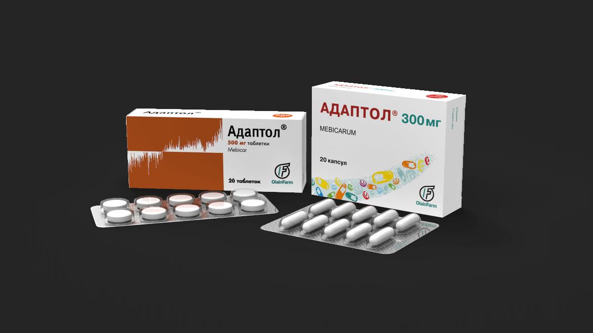 Адаптол: инструкция по применению, аналоги, отзывы пациентов и врачей, стоимость