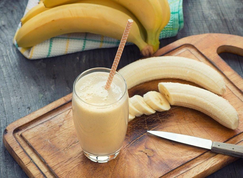Банановая диета яичная