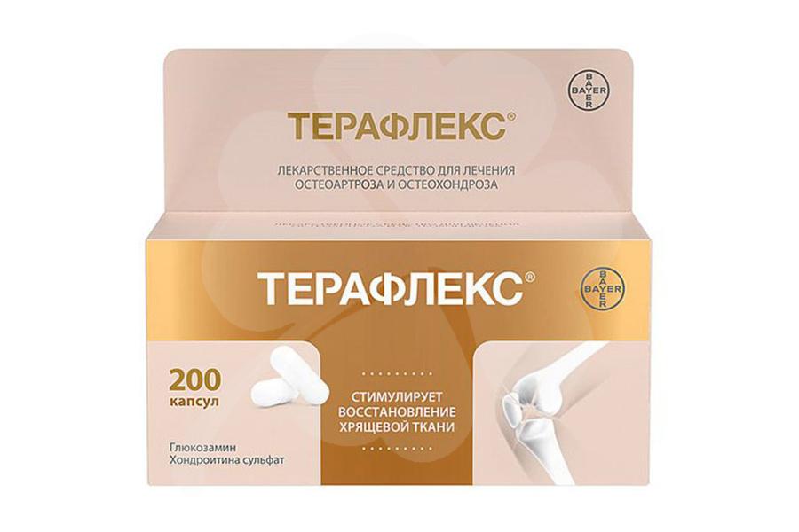 Терафлекс: инструкция по применению мази, таблеток, крема