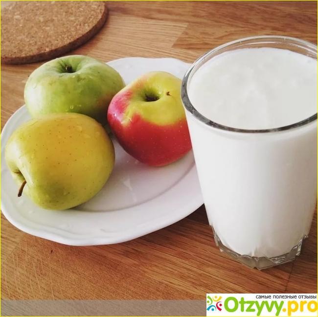 Кефирно-яблочная диета для похудения: меню на 3, 7, 9 дней