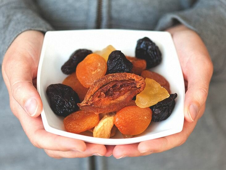 Сухофрукты при диете. сухофрукты и похудение: здорово и вкусно
