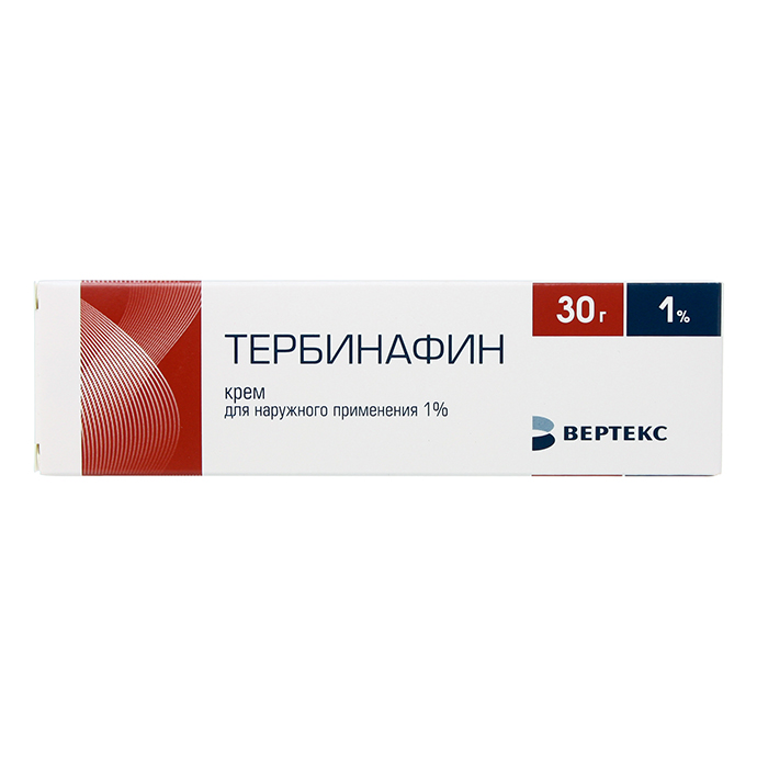 Тербинафин мазь эффективно избавляет от грибка: инструкция и отзывы