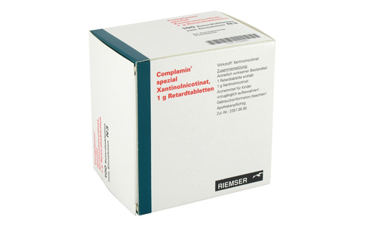 Ксантинола никотинат