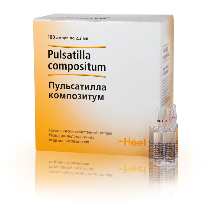 Гомеопатия. pulsatilla при острых состояниях – сайт 1796