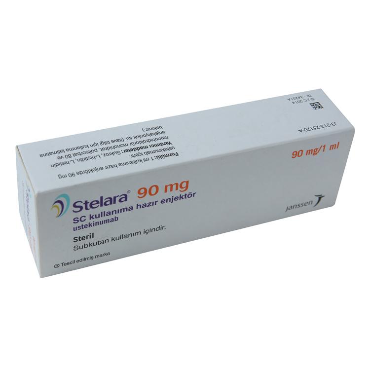 Стелара: описание препарата для лечения псориаза, инструкция и цена