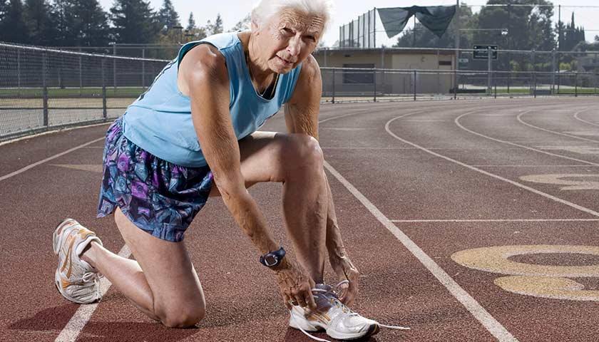 Особенности физической активности  в пожилом возрасте