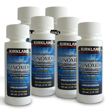 Миноксидил для роста волос – описание, цена, показания, противопоказания