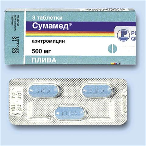 Сумамед суспензия и таблетки: инструкция, отзывы, аналоги