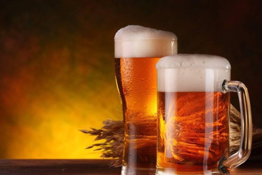 Горячее пиво от кашля лечит быстро и безопасно