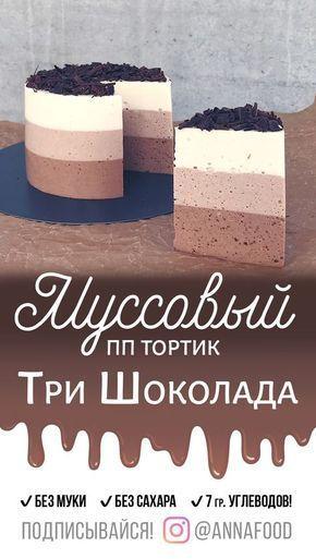Вкусные и легкие рецепты низкокалорийных десертов