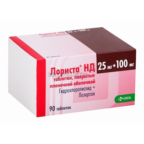 Гидрохлоротиазид (hydrochlorothiazide)