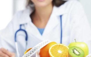 Особенности диеты при язвенном колите