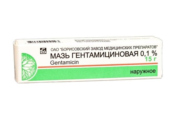 Гентамициновая мазь: инструкция по применению, обзор и отзывы