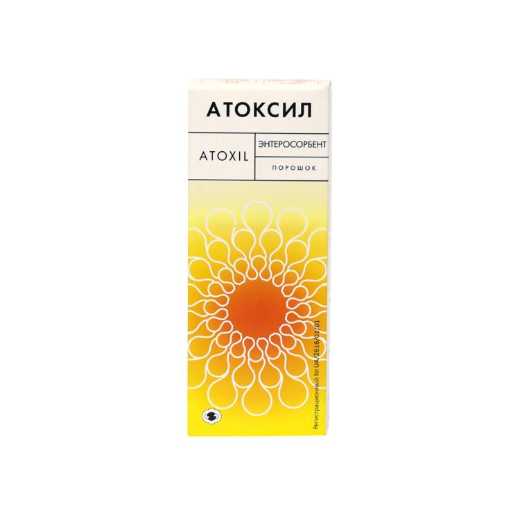 Атоксил – инструкция по применению, показания, дозировка, состав, форма выпуска и цена