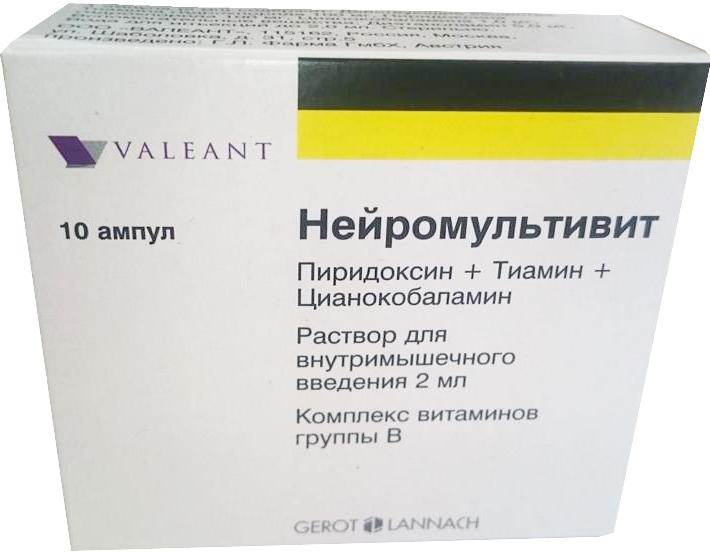 Нейромультивит – инструкция к таблеткам, цена, аналоги и отзывы о применении