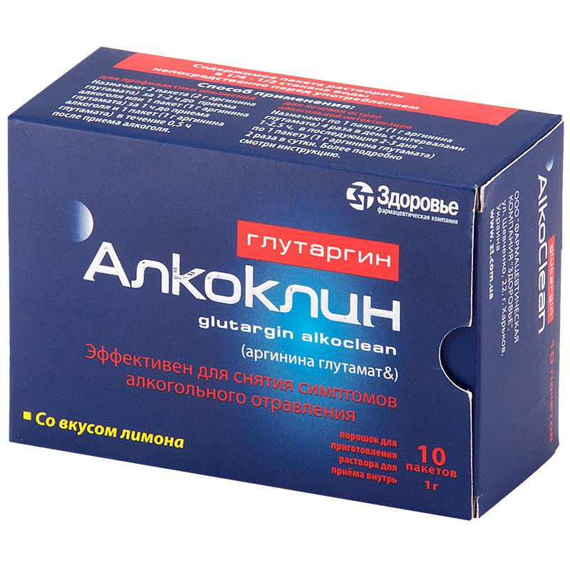 Препараты для восстановления после алкоголизма