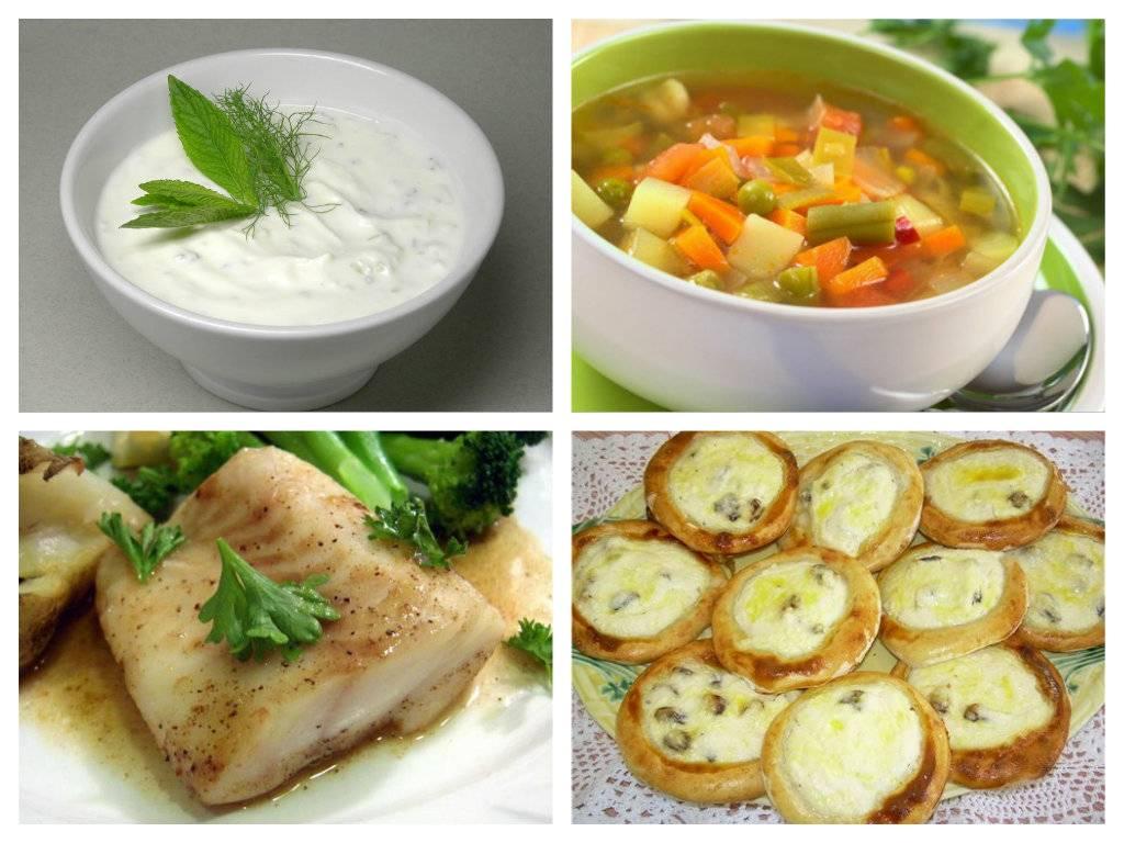 Какие приготовить блюда диеты 5