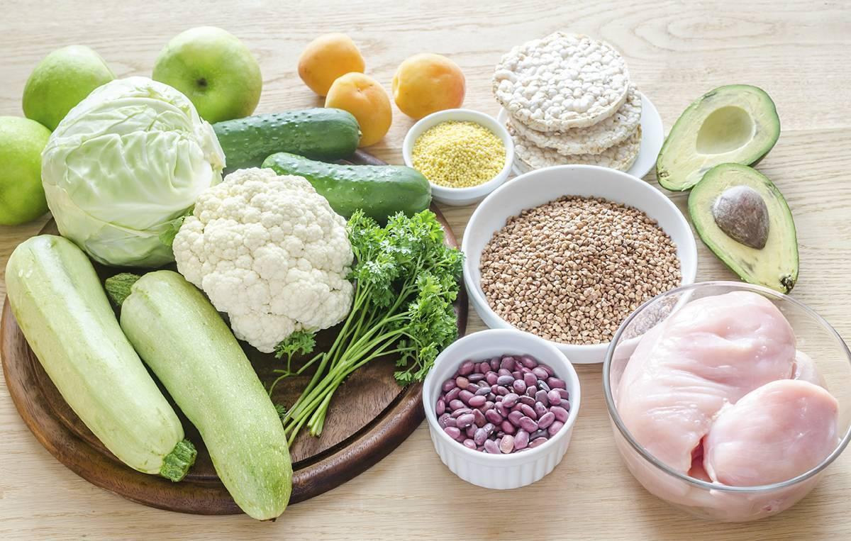 какие овощи можно кушать при диете