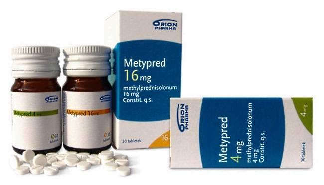 Метипред: отзывы и аналоги таблеток, инструкция по применению
