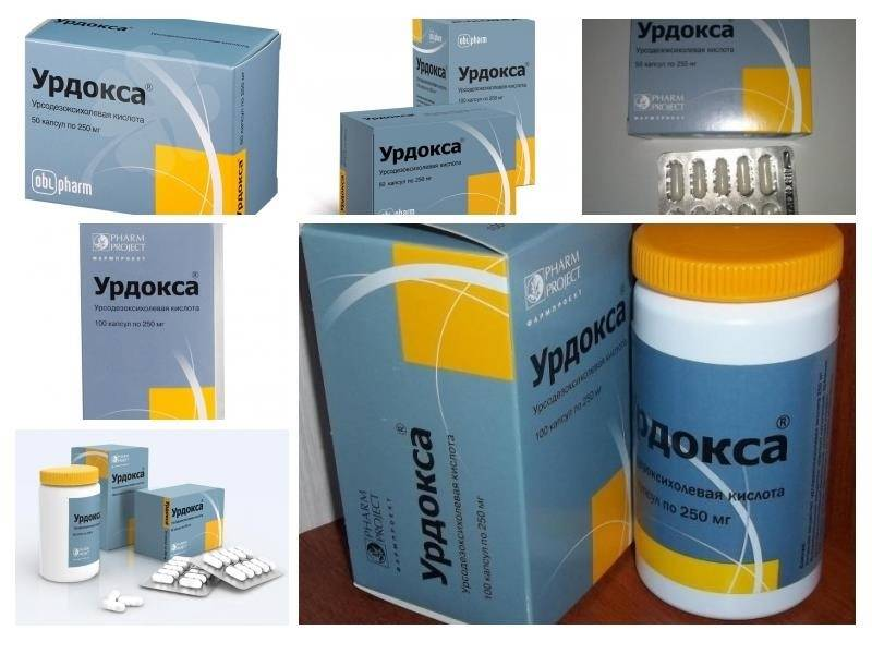 Лекарство Урдокса: инструкция по применению и отзывы с аналогами