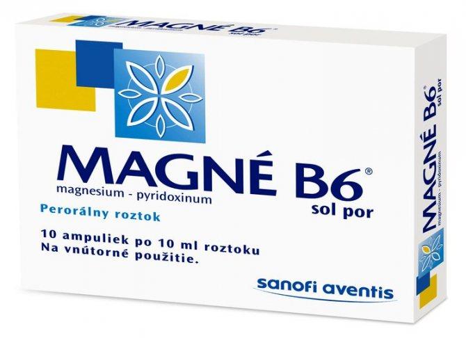 Магне b6 (таблетки): инструкция по применению, цена, отзывы, применение при беременности