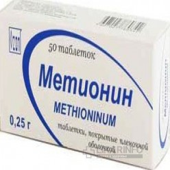 Метионин: инструкция по применению и для чего он нужен, цена, отзывы, аналоги