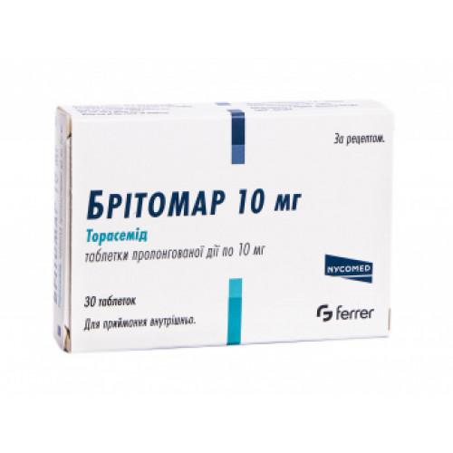 Показания к применению лекарства бритомар: фармакологическое действие и курс терапии