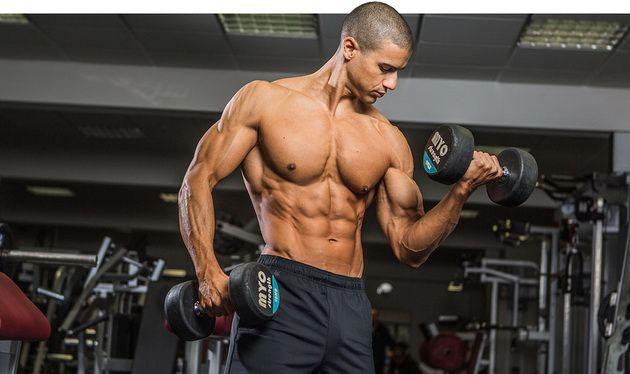 Правильное питание при тренировках на рельеф