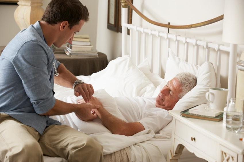 Опрелости у лежачих больных: причины, стадии, лечение