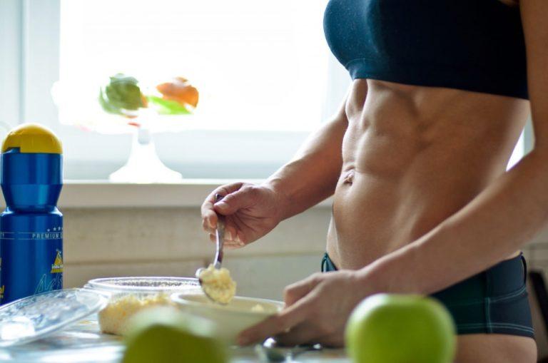Раскрываем секреты правильного питания при беге