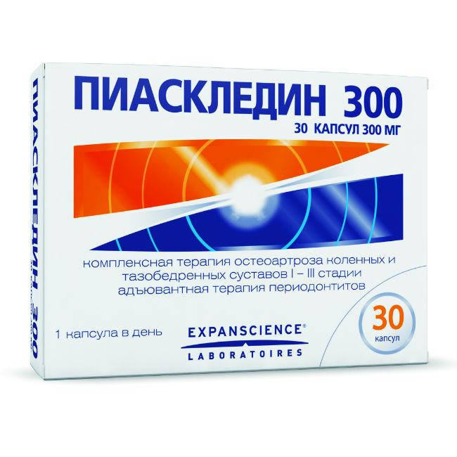 Пиаскледин 300: отзывы врачей