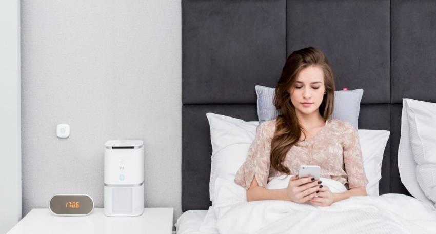 Какие очистители воздуха лучше выбрать для аллергика или астматика