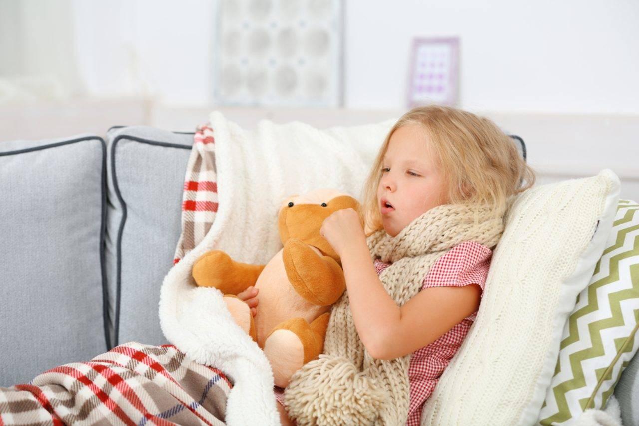 Грудной кашель у ребенка без температуры лечение комаровский