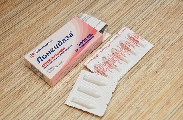 Лонгидаза: правила лечения и дозировка препарата