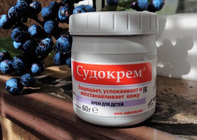 Судокрем – инструкция по применению, состав и противопоказания
