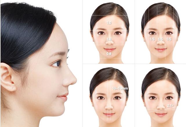 Ринопластика носа - медицинские показания к проведению, эстетическая коррекция формы и размеров