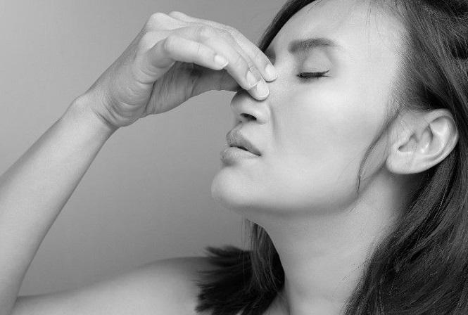 Перелом костей носа