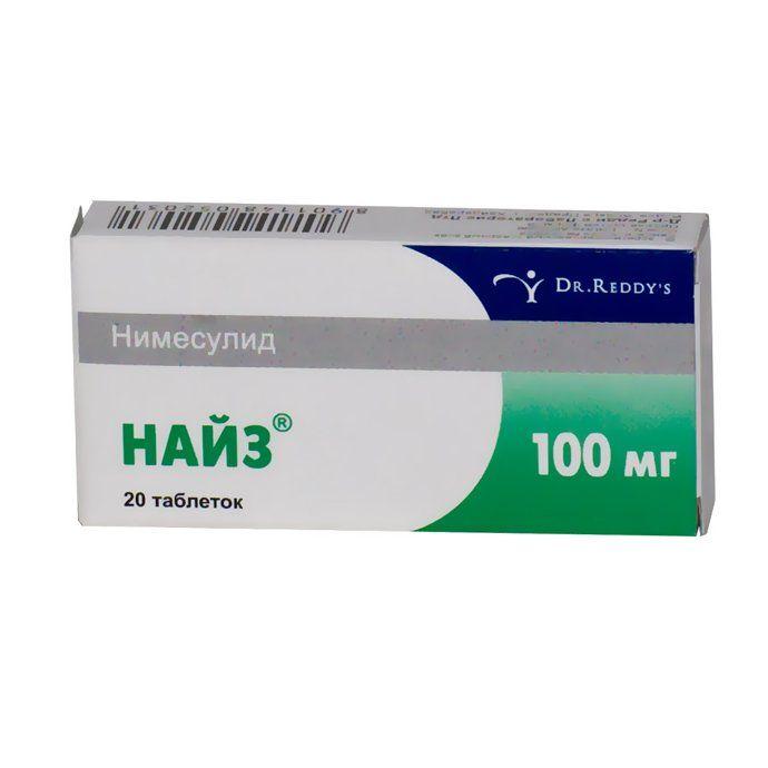 Нимесулид – противовоспалительный препарат нового поколения