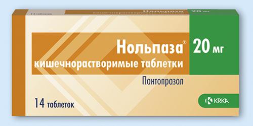 Для чего назначаютпрепарат нольпаза, состав, противопоказания и российские аналоги