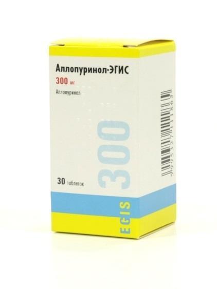 Препарат «аллопуринол»: отзывы врачей, показания к применению, побочные действия. аллопуринол — лекарство от подагры аллопуринол эгис инструкция по применению курс лечения